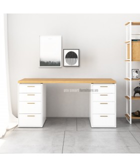 PTA TABLE PROAT YELLOW - WHITE