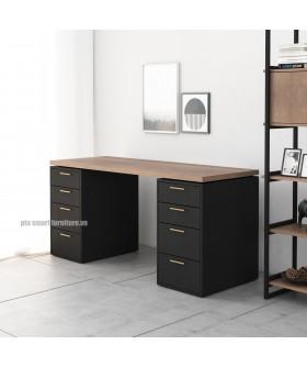 PTA TABLE PROAT BROWN - BLACK